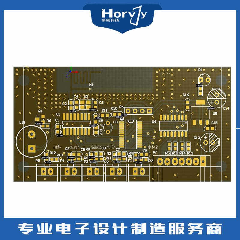 定制開發水暖床墊控制器 水暖毯控制板廠家定制開發